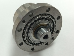 Manufacturing Bulk Metallic Glass-Based Strain Wave Gear Components